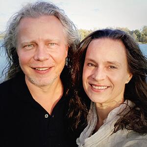 Speaker - Padma Wolff & Torsten Brügge